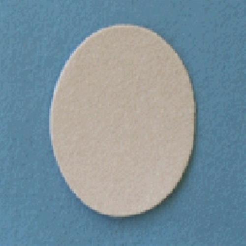 Moore Medical Moleskin Precut Pads Oval Large-pack of 100