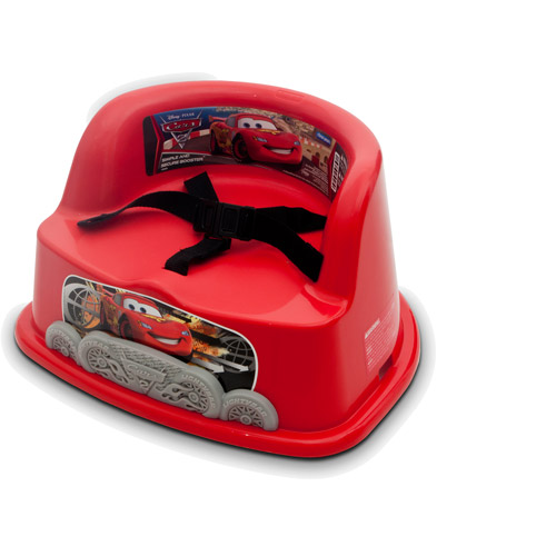The First Years Disney-Pixar Cars 2 Simple and Secure Booster