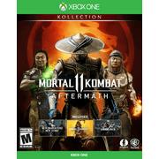 Mortal Kombat 11: Aftermath Kollection, Warner Home, Xbox One, 883929713301