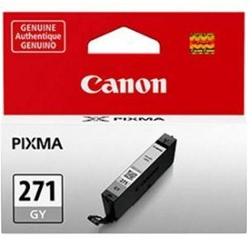 Canon CLI-271GY Ink Cartridge - Gray 0394C001