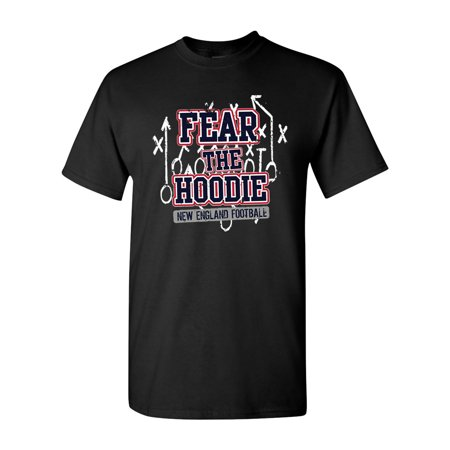 Fear the Hoodie Wicked Smart Coach Adult DT T-Shirt Tee](Wicked Jester Hoodies)