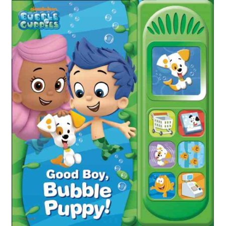 Bubble Guppies : Good Boy Bubble Puppy - The Bubble Guppies Halloween
