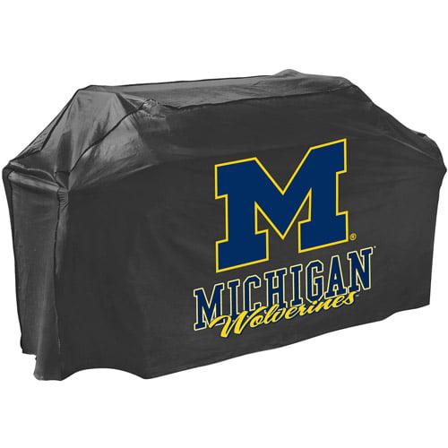 Mr. Bar-B-Q Michigan Wolverines Grill Cover, Large by Mr Bar B Q Inc