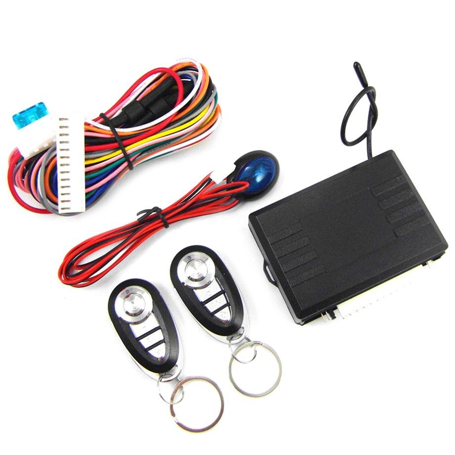 M604-8150 Universal Car Remote Central Kit Keyless Entry System Burglar Alarm