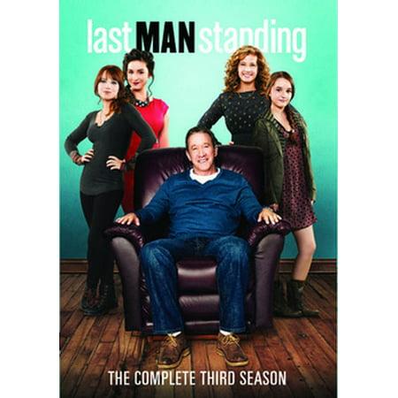 Last Man Standing: The Complete Third Season (DVD) ()