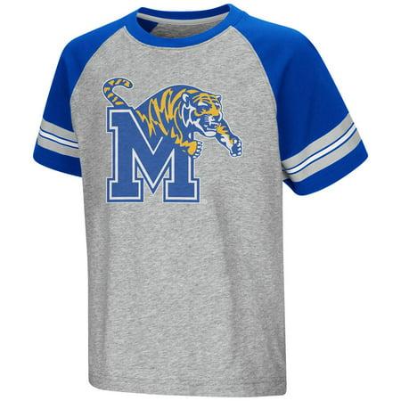 - University of Memphis Tigers Raglan Tee Youth Baseball Shirt
