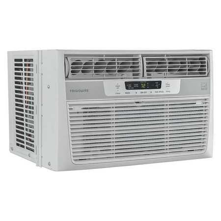 FRIGIDAIRE Window A/C w/Heat,115V FFRH08221