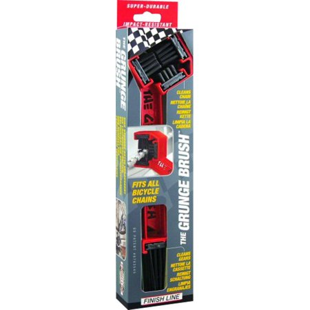 (Finish Line Grunge Brush Chain and Gear Cleaning Tool)