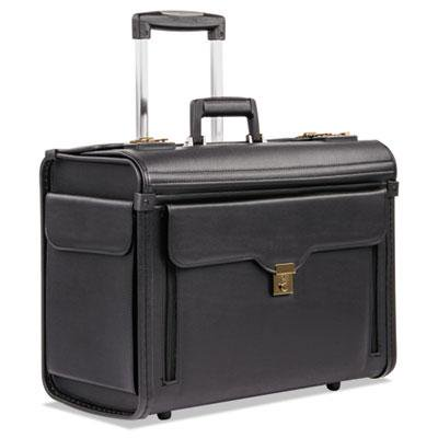 Collection Briefcase - Bond Street Collection Catalog Case on Wheels