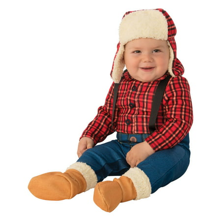 Baby/Toddler Lumberjack Costume