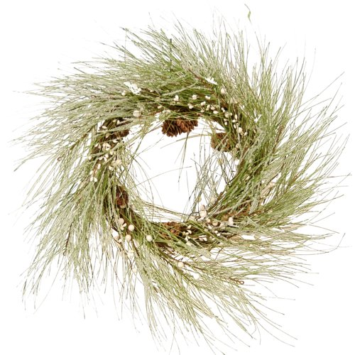 Fantastic Craft Snow Pine and Berry Wreath