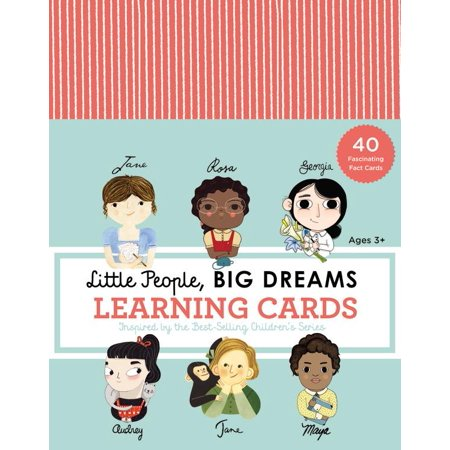 Little People, BIG DREAMS Learning Cards : 40 Fascinating Fact Cards Motorcycle Big Card