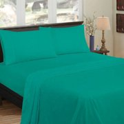 Mainstays 200-Thread-Count Bedding Sheet Collection, Open Stock