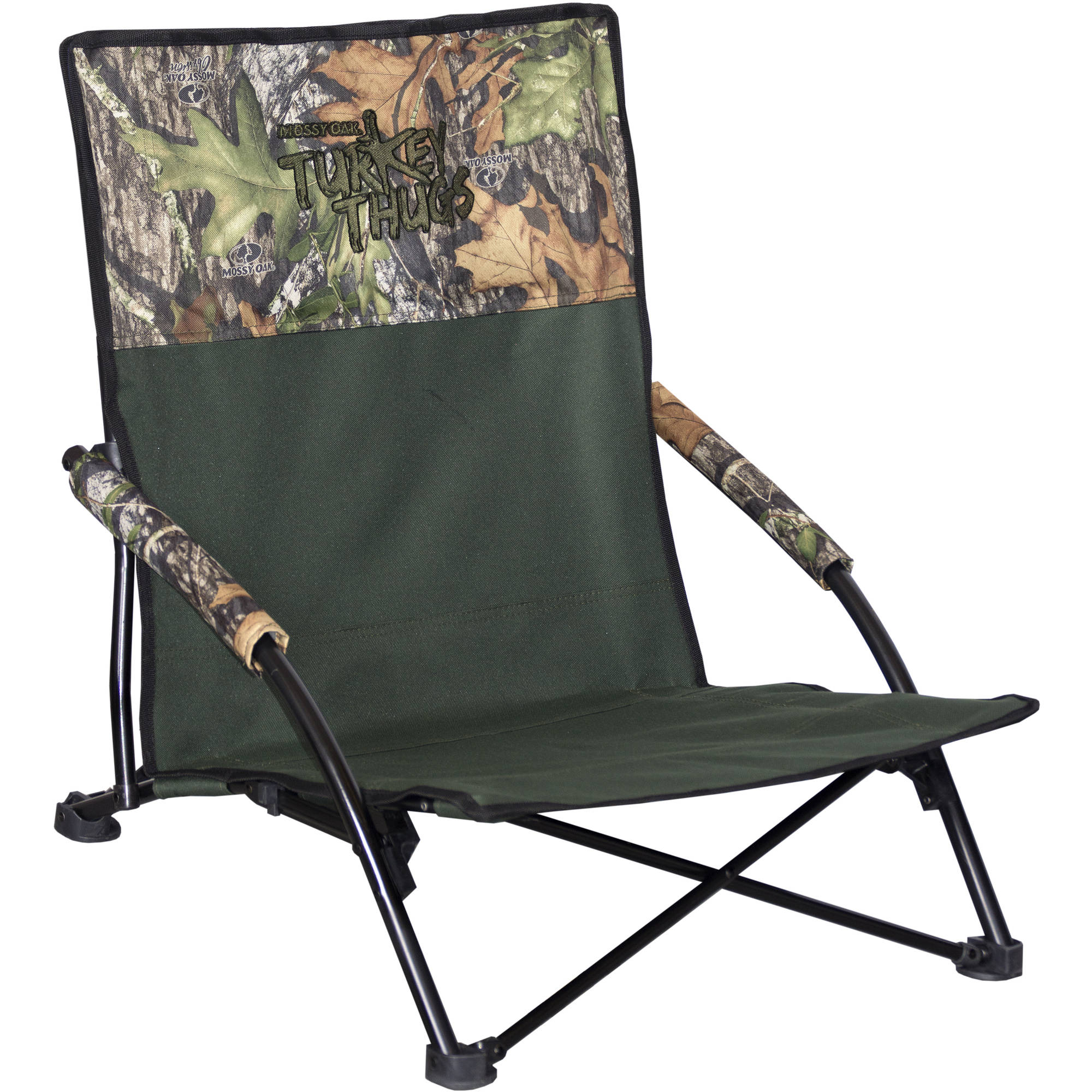 Mossy Oak Turkey Thugs Turkey Hunting Chair Walmart