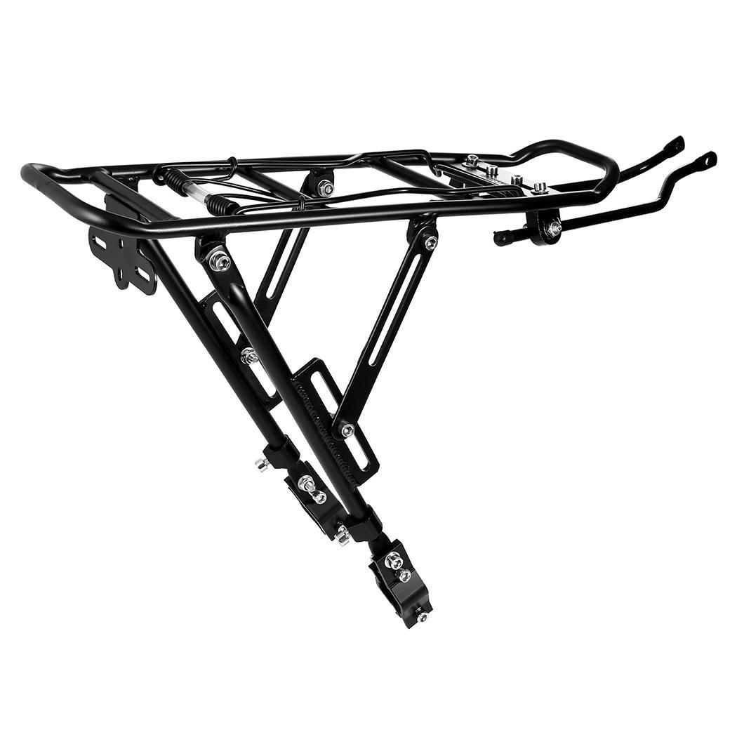 Bike Carrier Rear Luggage Rack Cycling Bicycle Seat Post Cargo Bag Holder Bicycle Rack Shelf  MTB DEAML