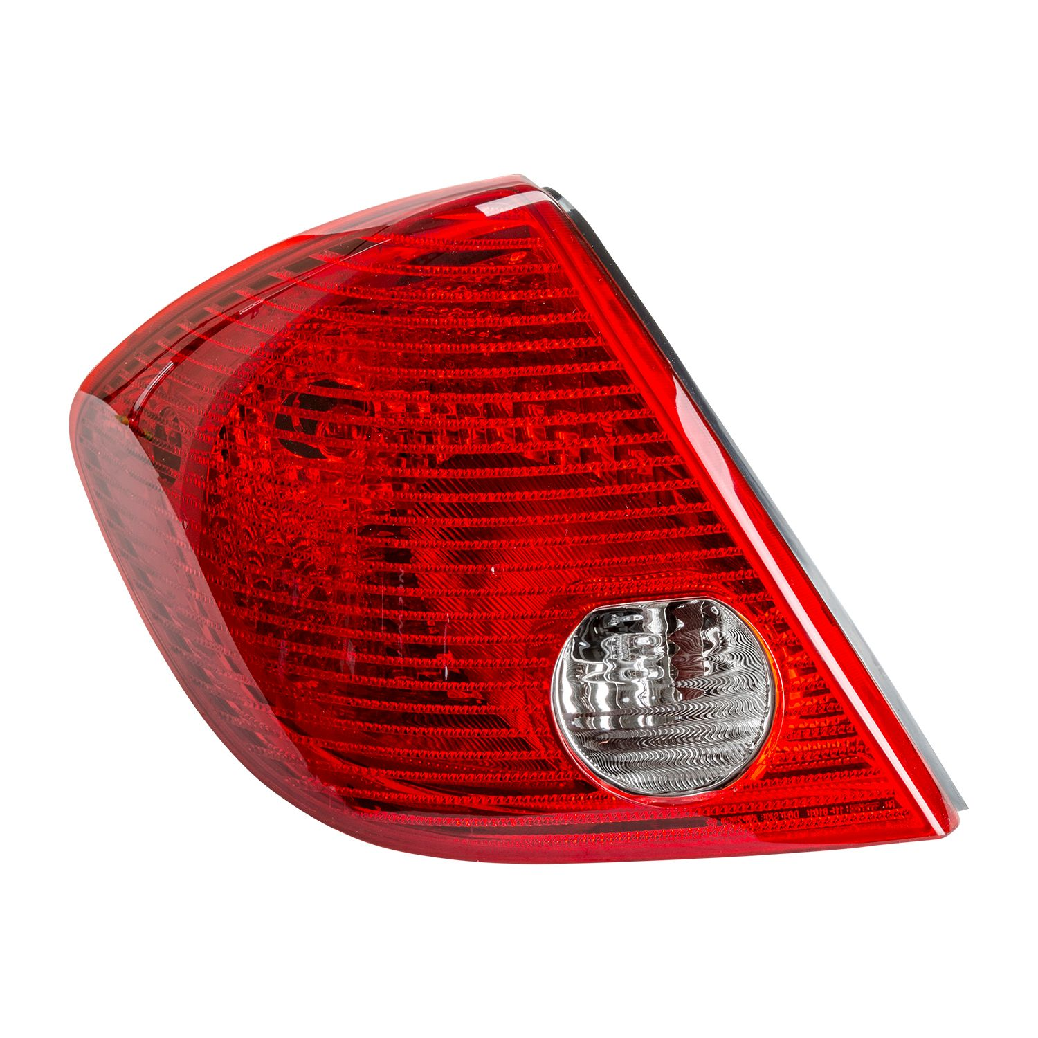 Right for 2000-2004 Nissan Frontier Rear Tail Light Lamp Assembly Housing // Lens // Cover Side 26554-7B425 NI2819103 Replacement 2001 2002 2003 Passenger Go-Parts