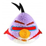 "Angry Birds 8"" Purple Space Bird Plush Officially Licensed"