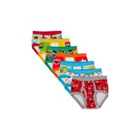 Sesame Street Brief Underwear, 7-Pack (Toddler Boys)