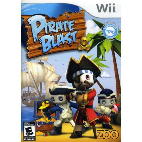 Pirate Blast (Wii)