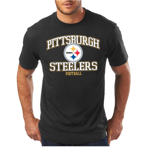 NFL Men's Pittsburgh Steelers Short Sleeve Tee