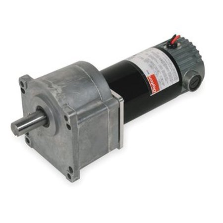 Dayton Model 1LPY3 DC Gear Motor 12 RPM 1/10 hp 90VDC (2H457) ()