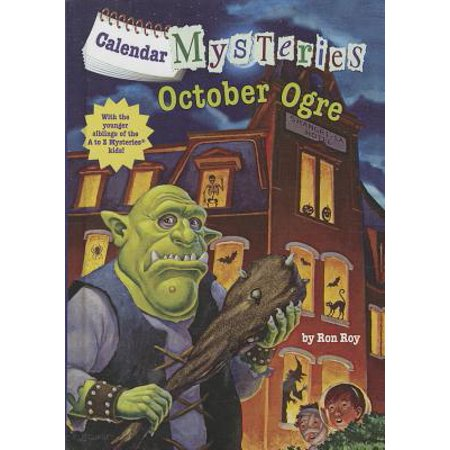 October Ogre - October Halloween Poems