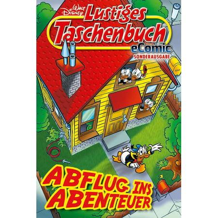 Lustiges Taschenbuch - Abflug ins Abenteuer - eBook](Lustige Gruselgeschichte Halloween)