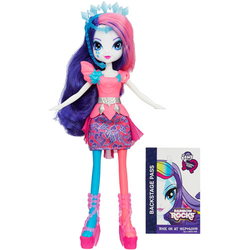My Little Pony Equestria Girls Rarity Doll (Rainbow Rocks)