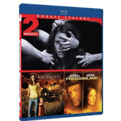 The Messengers/Freedomland [Blu-ray] [BLU-RAY]