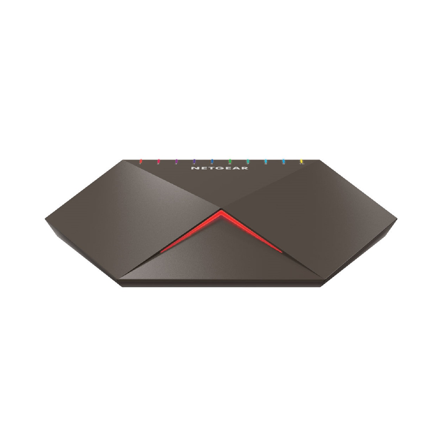 Netgear Nighthawk SX10 Pro Gaming 8-Port Switch by NETGEAR
