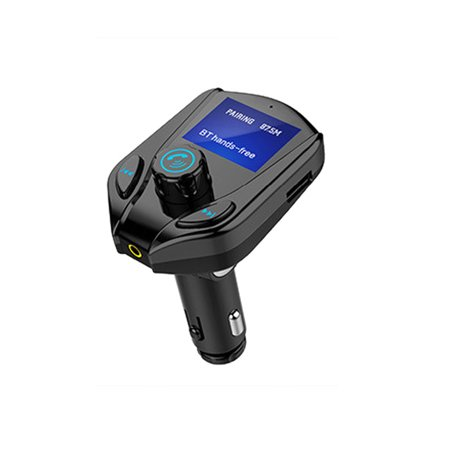 x8 car kit handsfree wireless bt fm transmitter lcd dual. Black Bedroom Furniture Sets. Home Design Ideas