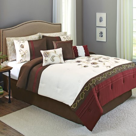 Better Homes And Gardens Davis Comforter Set 9 Piece
