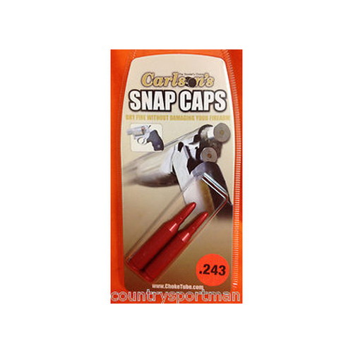 Carlsons Snap Caps 243 Winchester (2-Pack) 00051
