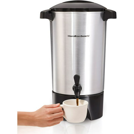 Hamilton Beach 45 Cup Coffee Urn | Model# (Table Coffee Urn)