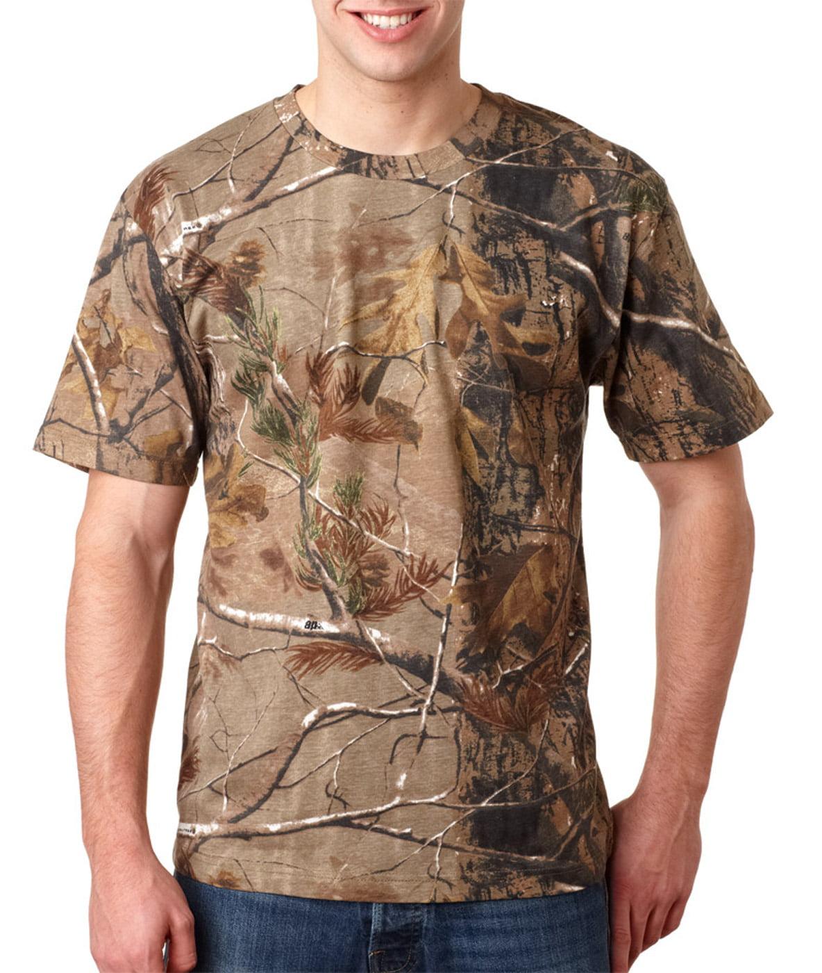 Code V Men's Realtree Camo T-Shirt by Code V