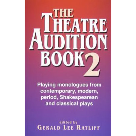 The Theatre Audition Book 2 (Paperback)