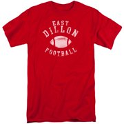 Friday Night Lights East Dillon Football Mens Big and Tall Shirt