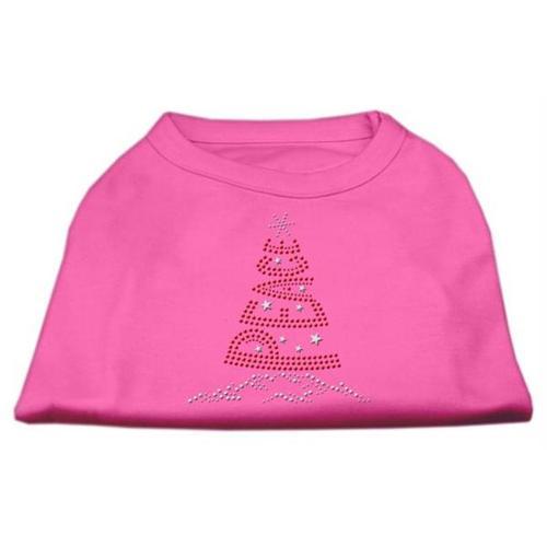 Peace Tree Shirts Bright Pink SM (10)