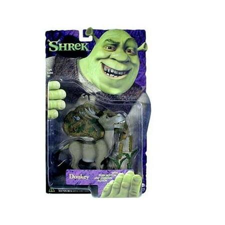 Shrek Donkey Action Figure (Shrek Donkey Babies)