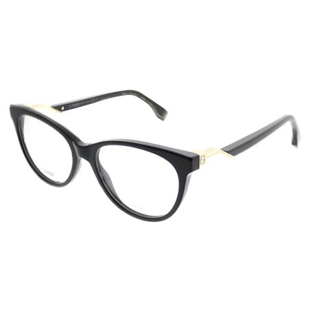 FENDI Eyeglasses FF 0201 0807 (Fendi Eyeglass)