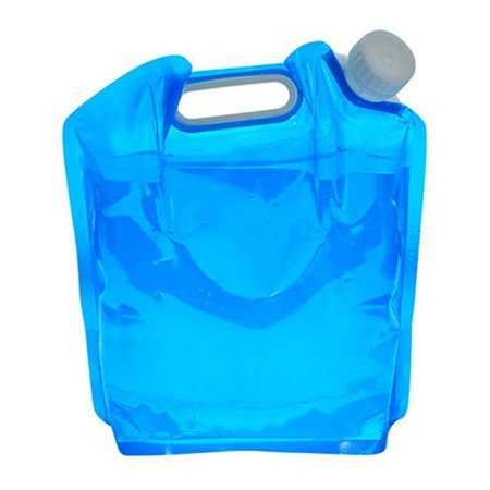 AkoaDa 5L /10L Folding Drinking Water Bucket Camping Water Container Storage Bag Useful Safe Drinking Water Storage