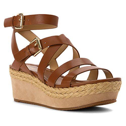 Michael Kors Women's Jocelyn Mid Wedge Sandals