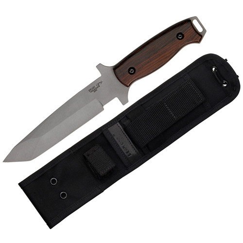 Bear Ops Bear Tac Tanto Fixed Blade Knife with Cocobola Handle