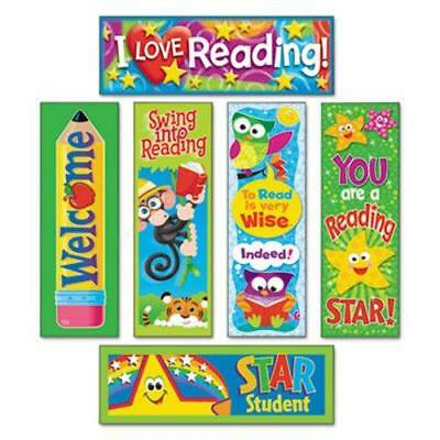 Trend Bookmark Combo Packs, Reading Fun Variety, 216 Bookmarks
