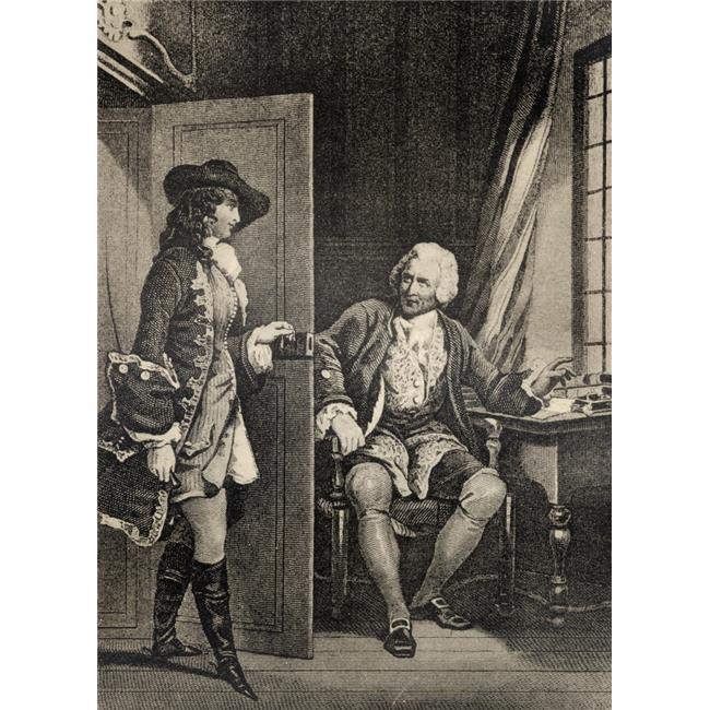 Elisabeth Fran Poster Print, 12 x 17 - image 1 of 1
