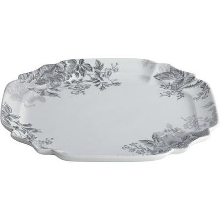 - BonJour Dinnerware Shaded Garden 13.25