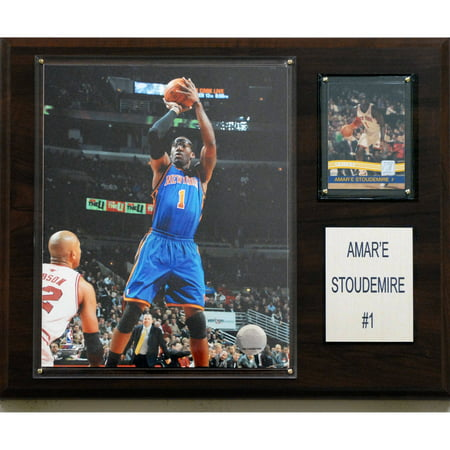 C&I Collectables NBA 12x15 Amar'e Stoudemire New York Knicks Player