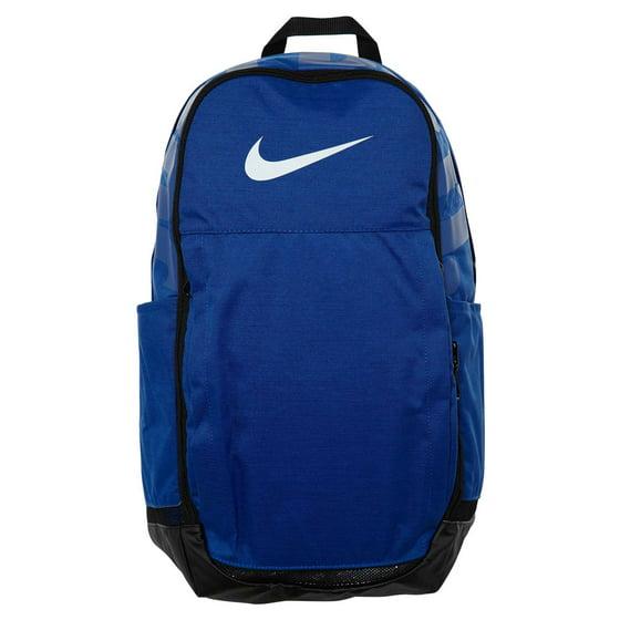 7bc3224901 Nike - Brasilia (Extra-Large) Blue/Black Training Backpack - Walmart.com