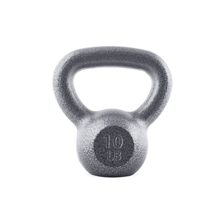 CAP Cast Iron Kettlebell single 10lbs - 80lbs ()