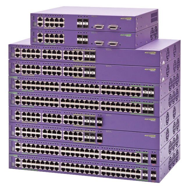 Extreme Networks Summit X440-48p - 44 Ports - Manageable - Stack Port - 4 x Expansion Slots - 10/100/1000Base-T - Shared